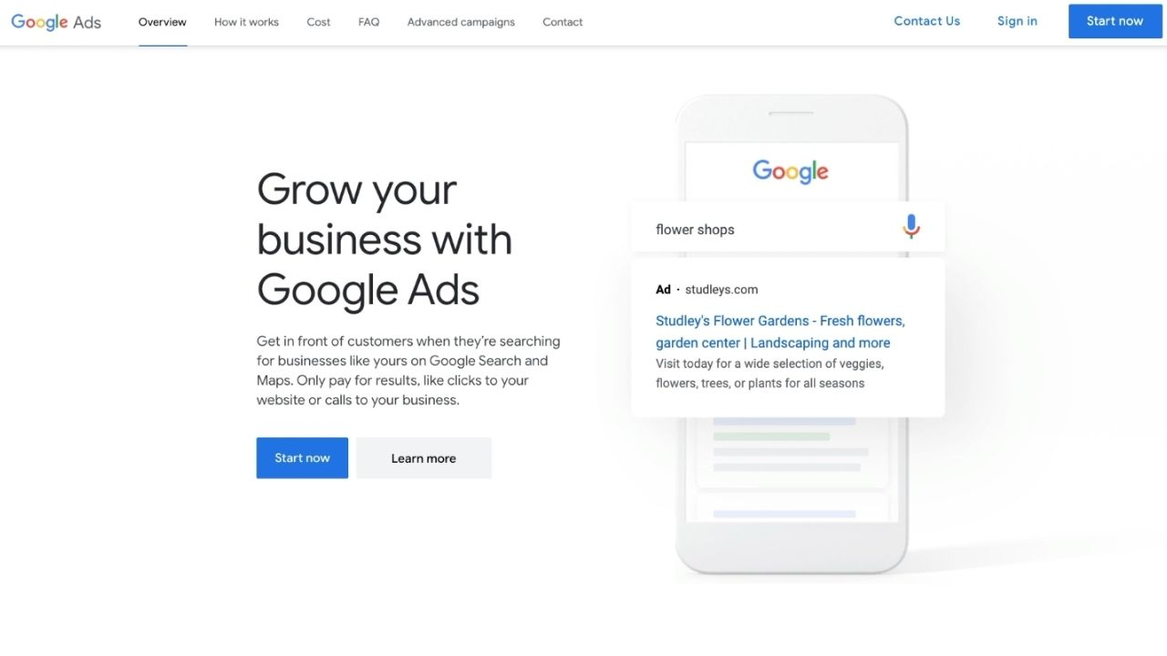 Shopify Google Ads Setup Step 1