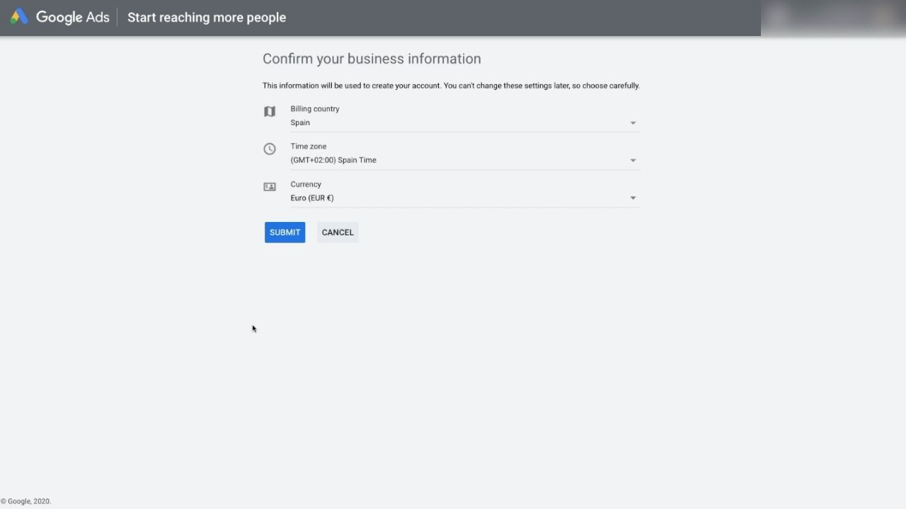 Shopify Google Ads Setup Step 3