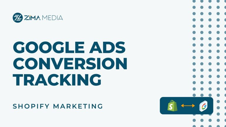 Google Ads Conversion Tracking (Shopify)